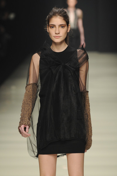 Milia M at Milan Fall 2008