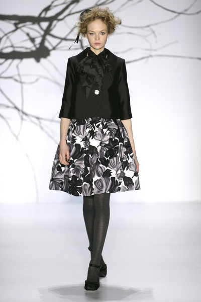 Milly at New York Fall 2008