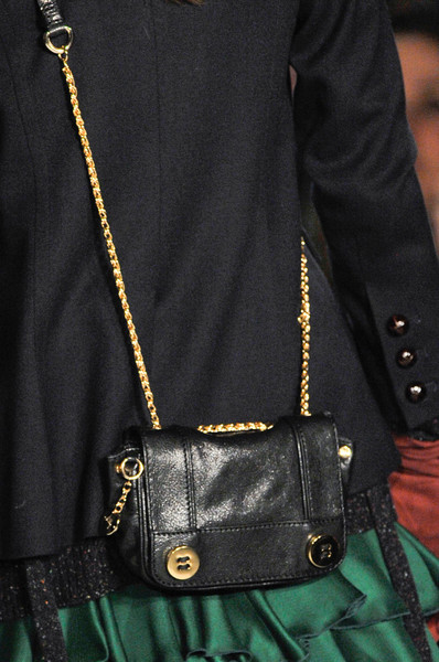Milly at New York Fall 2011 (Details)