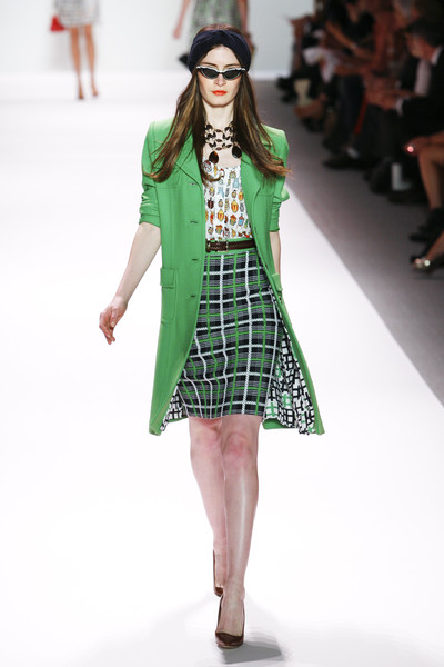 Milly at New York Spring 2011