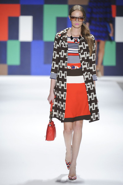 Milly at New York Spring 2012