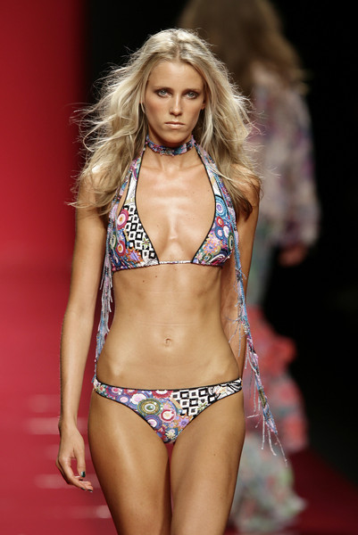 Miss Bikini Luxe at Milan Spring 2007