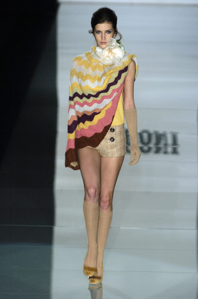 Missoni at Milan Fall 2004