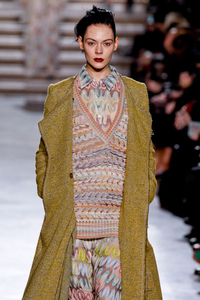 Missoni at Milan Fall 2011