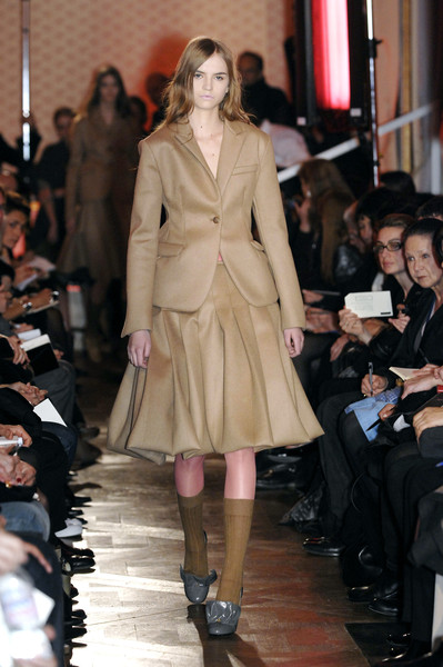 Miu Miu at Paris Fall 2007