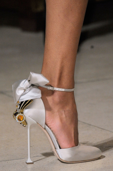 Miu Miu at Paris Fall 2016 (Details) [footwear,high heels,human leg,leg,sandal,ankle,shoe,fashion,foot,calf,shoe,shoe,miu miu,fashion,stiletto heel,human leg,leg,ankle,sandal,paris fashion week,miu miu,shoe,high-heeled shoe,fashion,stiletto heel,sandal,autumn,ready-to-wear,clothing]