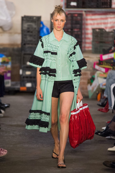 Molly Goddard at London Spring 2019