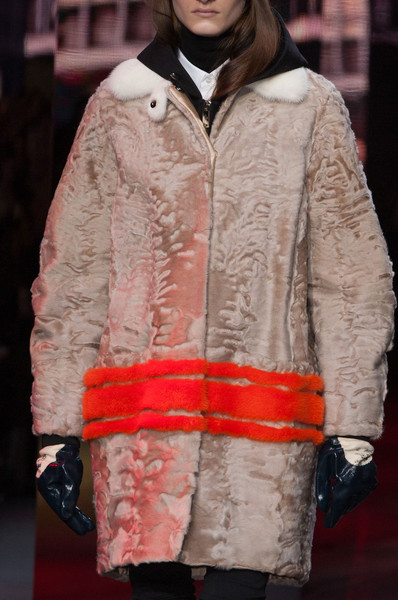 Moncler Gamme Rouge at Paris Fall 2014 (Details)