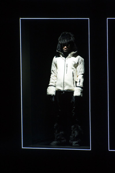 Moncler Grenoble at New York Fall 2014