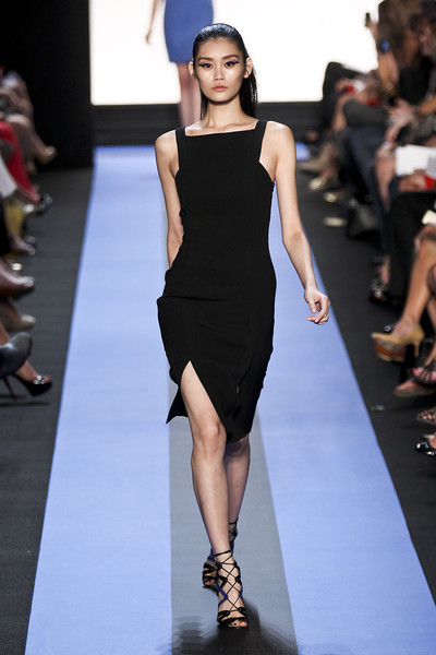 Monique Lhuillier at New York Spring 2012