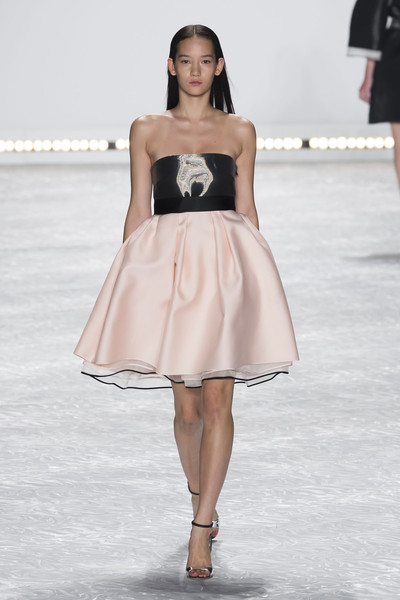Monique Lhuillier at New York Spring 2015 []