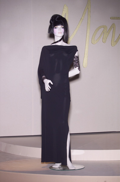 Montana at Paris Spring 2001