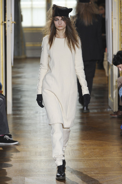 Moon Young Hee at Paris Fall 2012