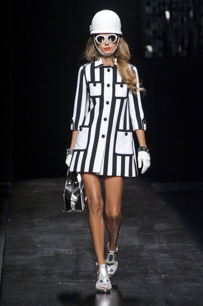 Moschino at Milan Spring 2013