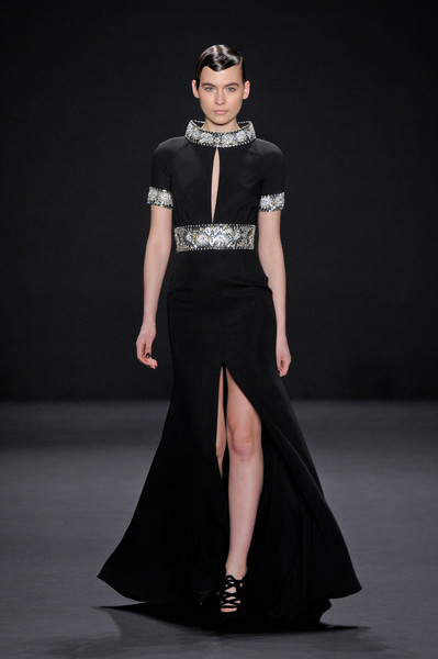 Naeem Khan at New York Fall 2013