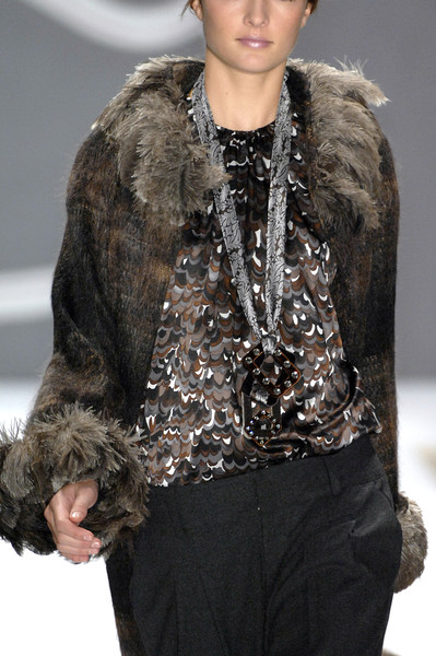 Nanette Lepore at New York Fall 2007 (Details)