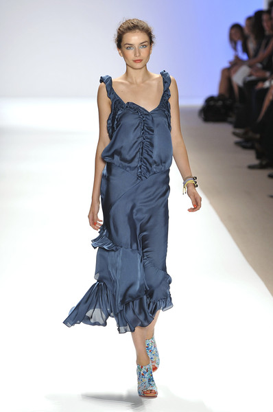 Nanette Lepore at New York Spring 2010