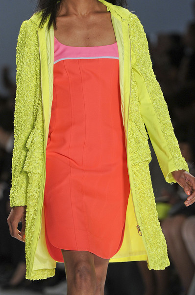 Nanette Lepore at New York Spring 2012 (Details)