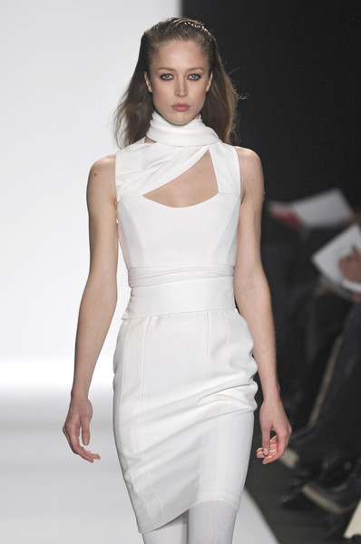 Narciso Rodriguez at New York Fall 2009