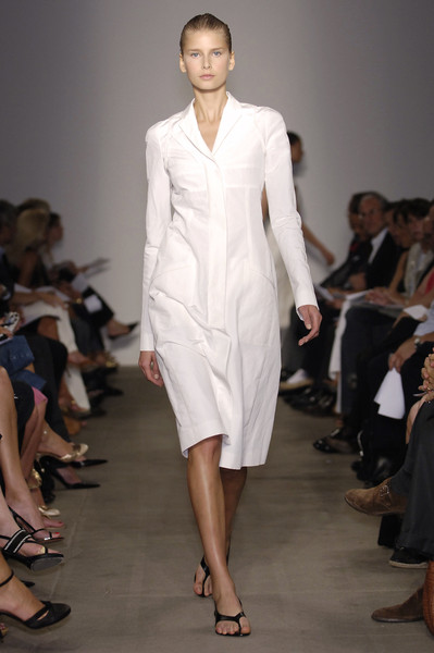 Narciso Rodriguez at New York Spring 2006