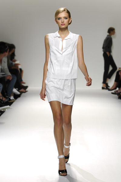 Narciso Rodriguez at New York Spring 2008