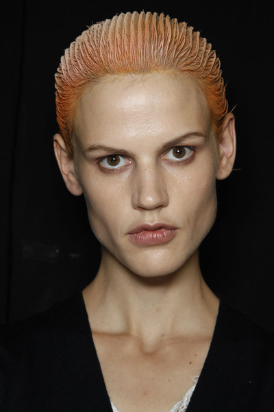 Narciso Rodriguez at New York Spring 2012 (Backstage)