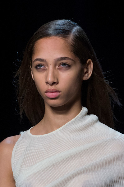 Narciso Rodriguez at New York Spring 2017 (Details) [hair,fashion model,fashion,face,eyebrow,hairstyle,fashion show,lip,beauty,shoulder,supermodel,narciso rodriguez,adwoa aboah,fashion,model,runway,fashion model,hairstyle,new york fashion week,fashion show,adwoa aboah,runway,new york fashion week,fashion,model,british fashion award for international model,fashion show,supermodel,fashion week,haute couture]