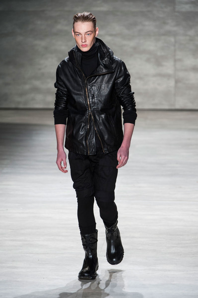 Nicholas K at New York Fall 2014