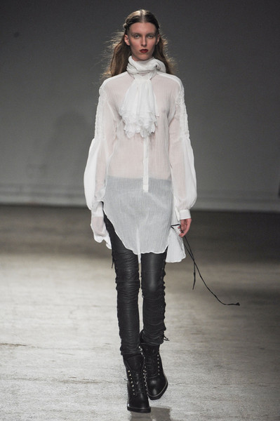 Nicolas Andreas Taralis at Paris Fall 2011
