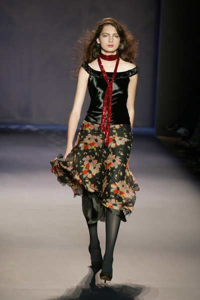 Nicole Farhi at London Fall 2004