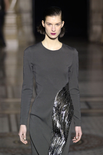 Nicole Farhi at London Fall 2012