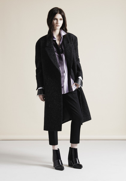 Nicole Farhi at London Fall 2013