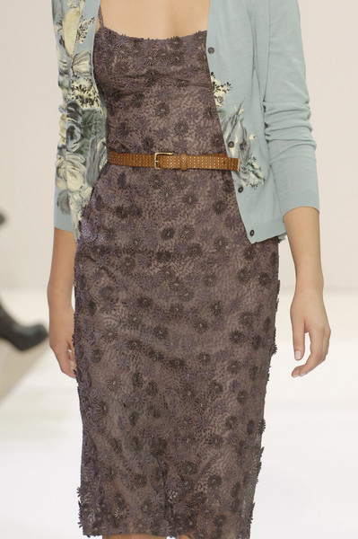 Nicole Farhi at London Spring 2006 (Details)