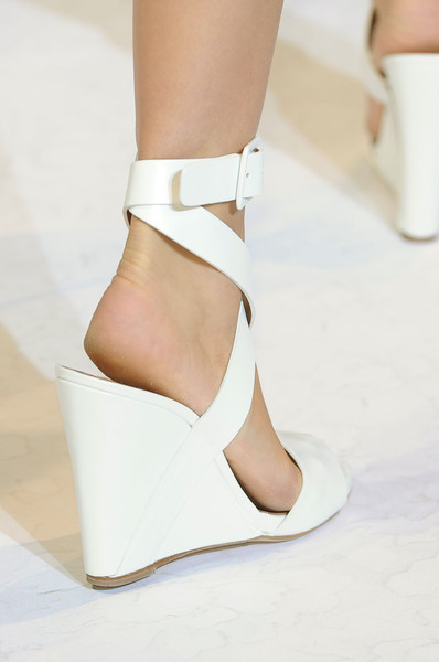 Nicole Farhi at London Spring 2012 (Details)