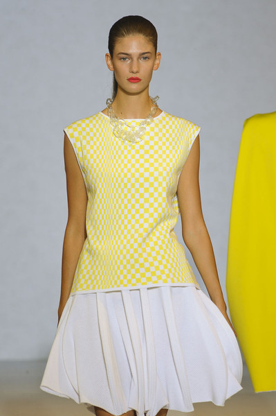 Nicole Farhi at London Spring 2012
