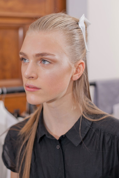 Nicole Farhi at London Spring 2013 (Backstage)