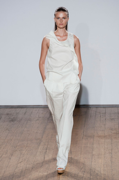 Nicole Farhi at London Spring 2013