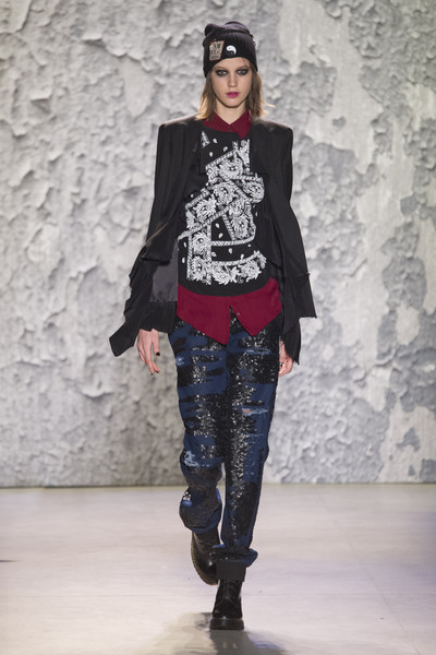 Nicole Miller at New York Fall 2017