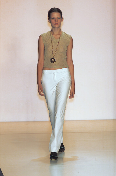 Nicole Miller at New York Spring 2001