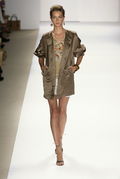 Nicole Miller at New York Spring 2007