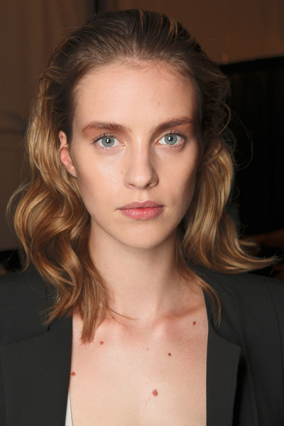 Nicole Miller at New York Spring 2012 (Backstage)