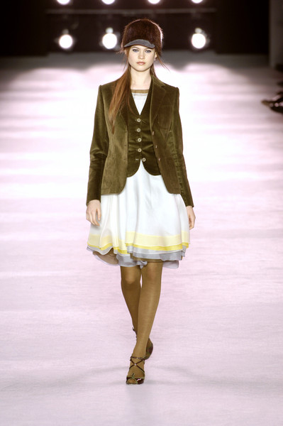 Nina Ricci at Paris Fall 2006