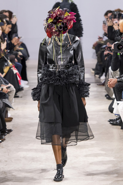 Noir Kei Ninomiya at Paris Fall 2018