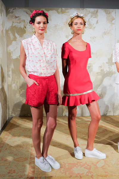 Nonoo at New York Spring 2013