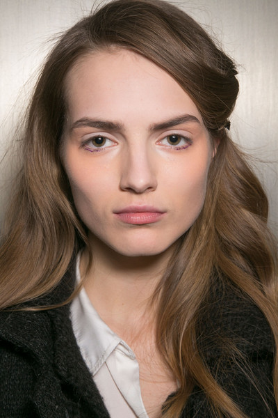Ohne Titel at New York Fall 2015 (Backstage)