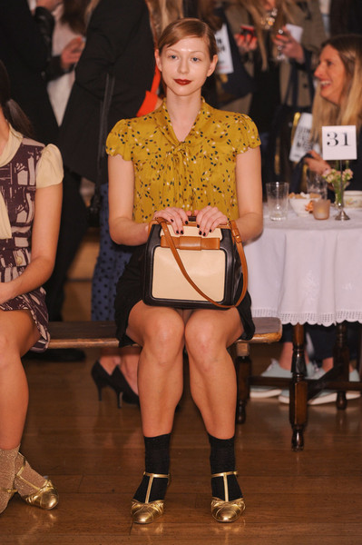 Orla Kiely at London Fall 2012