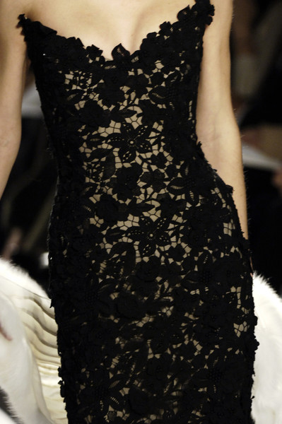 Oscar de la Renta at New York Fall 2006 (Details)