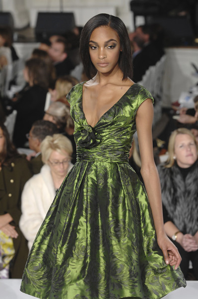 Oscar de la Renta at New York Fall 2008