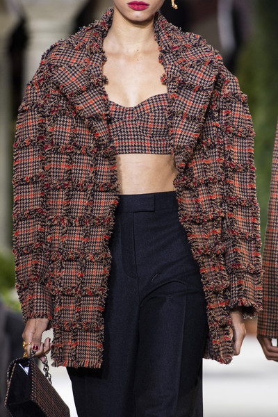 Oscar de la Renta at New York Fall 2019 (Details)