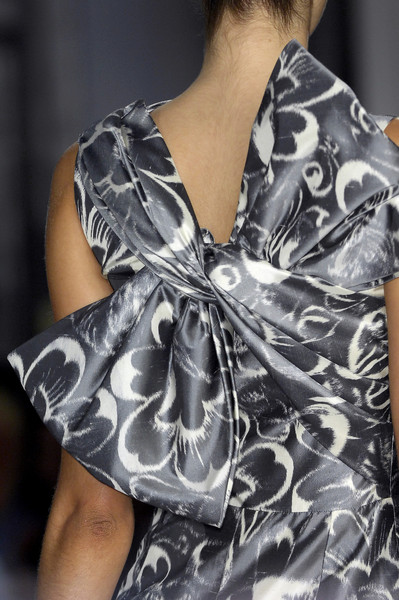 Oscar de la Renta at New York Spring 2008 (Details)